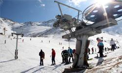 سرپرست هیئت اسکی همدان:  اسکی همدان جان دوباره گرفت/انجام تست پیکرسنجی ورزشکاران سنین پایه